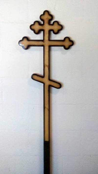 Крест сосна  №3