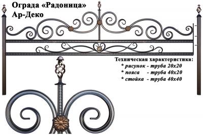 Радоница Ар Деко