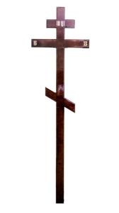 Крест сосна №2н
